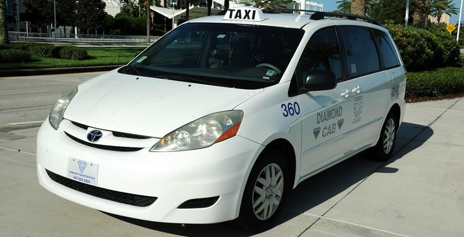 vans taxi